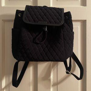 Vera Bradley Navy Blue Mini Backpack